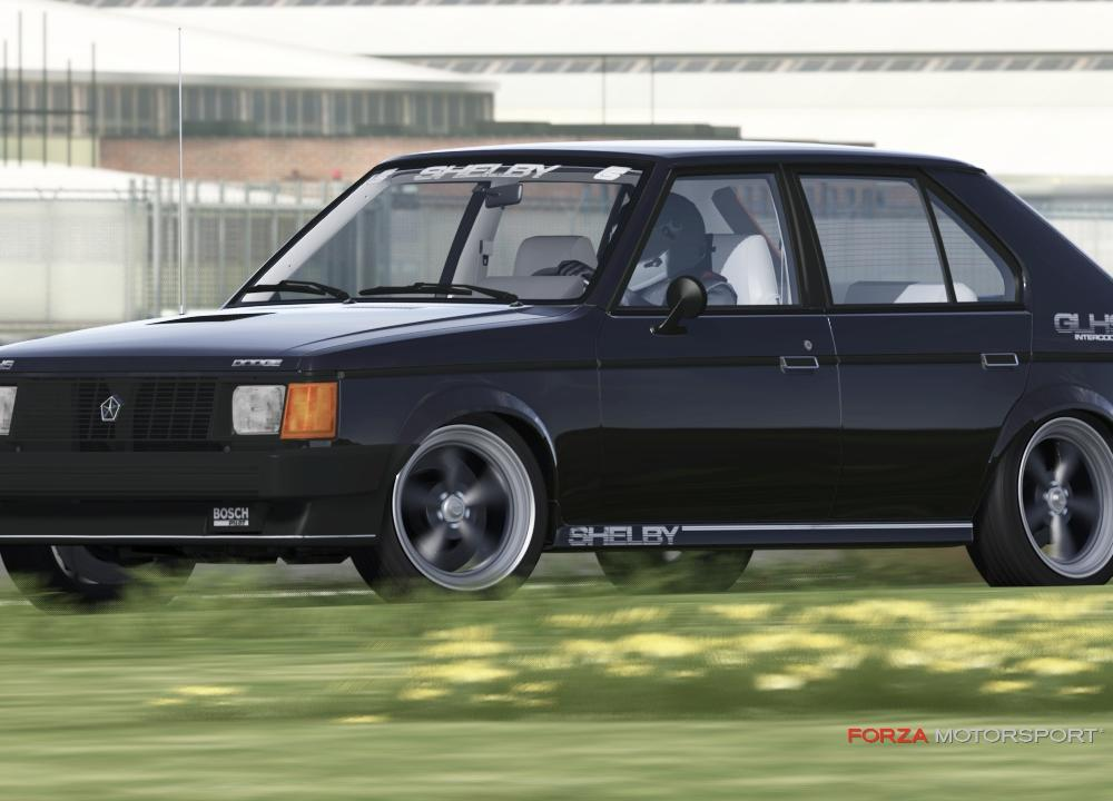 Dodge Omni Shelby GLHS. | Flickr - Photo Sharing!