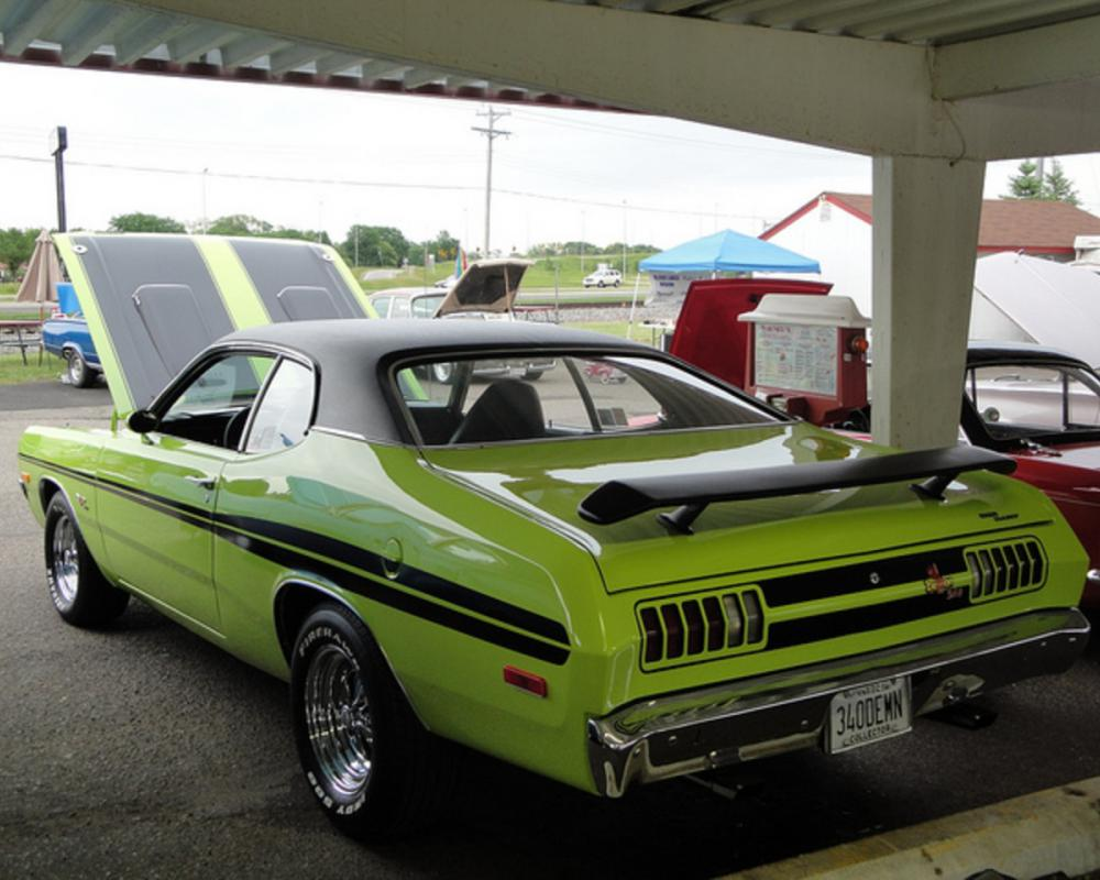 72 Dodge Demon 340 | Flickr - Photo Sharing!