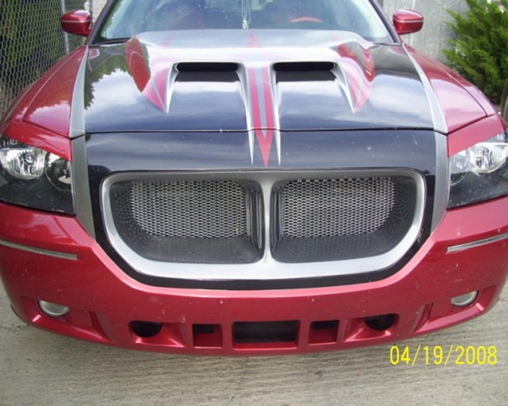 Danko Dodge Magnum Custom Open Grill | Flickr - Photo Sharing!