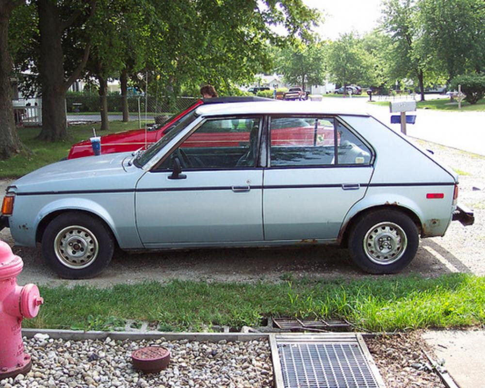 Flickr: The Dodge omni group Pool