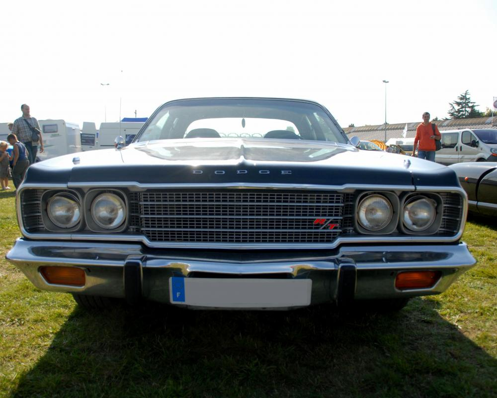 Dodge Coronet R/T sedan 1974 | Flickr - Photo Sharing!
