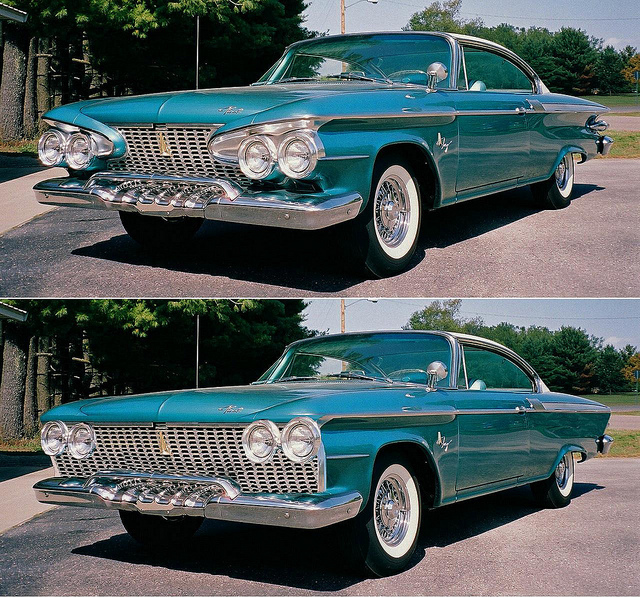 1961 Plymouth Fury Coupe | Flickr - Photo Sharing!
