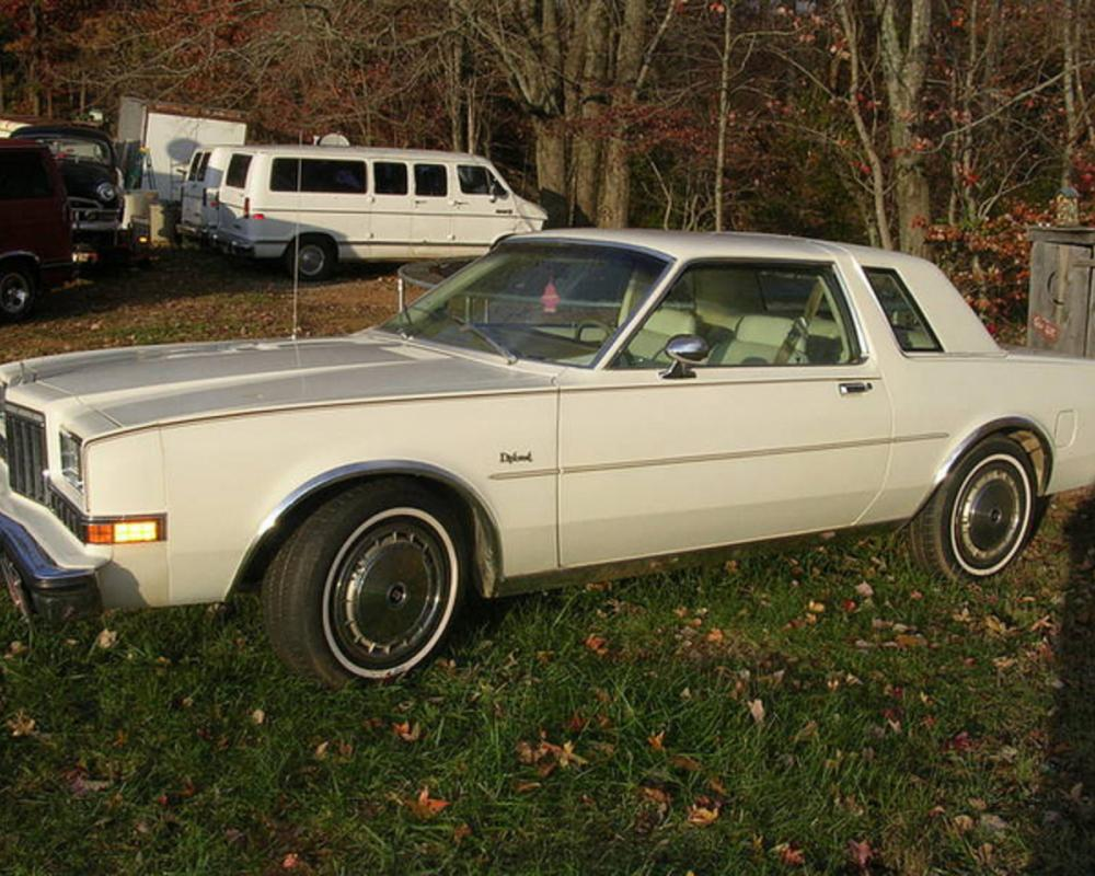 1980 Dodge Diplomat Medallion Coupe | Flickr - Photo Sharing!
