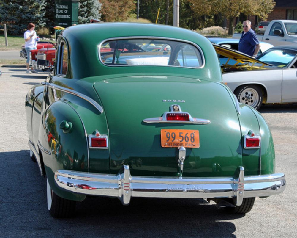 1948 Dodge Custom Club Coupe (14 of 14) | Flickr - Photo Sharing!