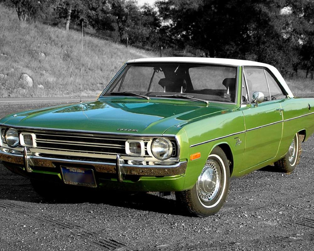 my 1972 Dodge Dart Swinger | Flickr - Photo Sharing!