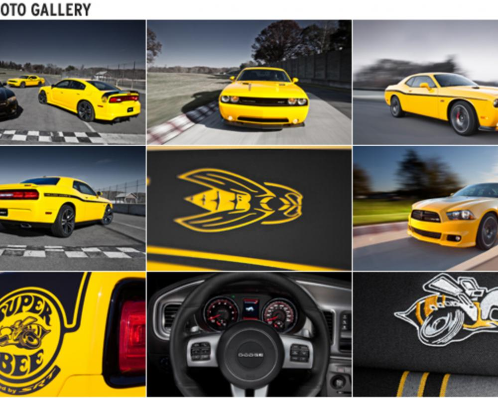 Bee-Have! Dodge Brings Back Charger Super Bee (Again), Resurrects ...