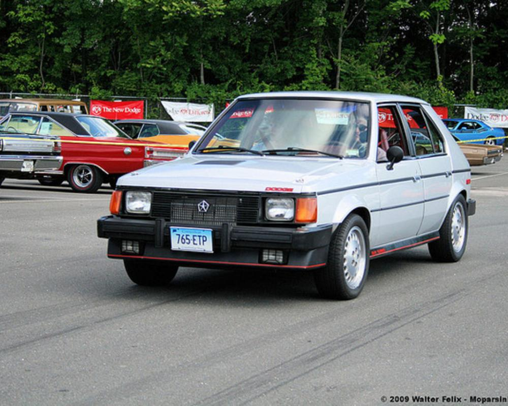 Dodge Omni GLH Turbo | Flickr - Photo Sharing!