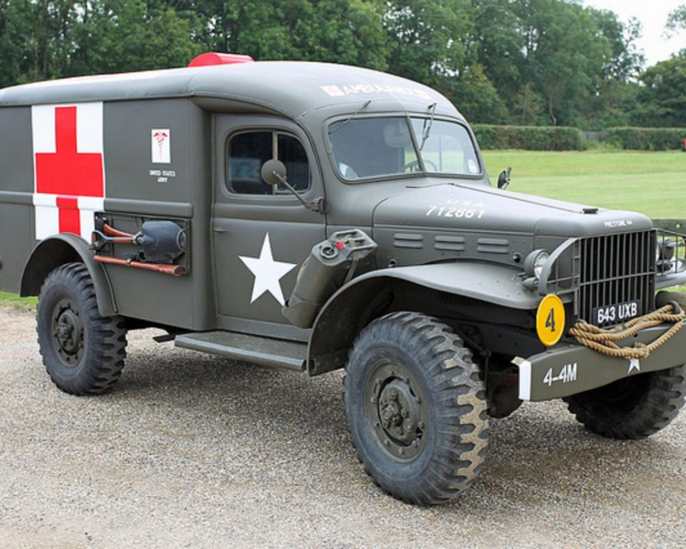 Dodge WC54 Ambulance | Flickr - Photo Sharing!