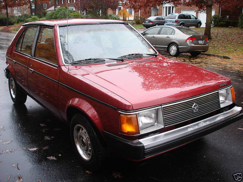 1988 dodge omni | Flickr - Photo Sharing!