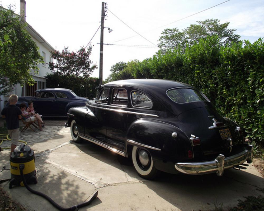 1948 dodge custom sedan and 1941 dodge club coupe | Flickr - Photo ...