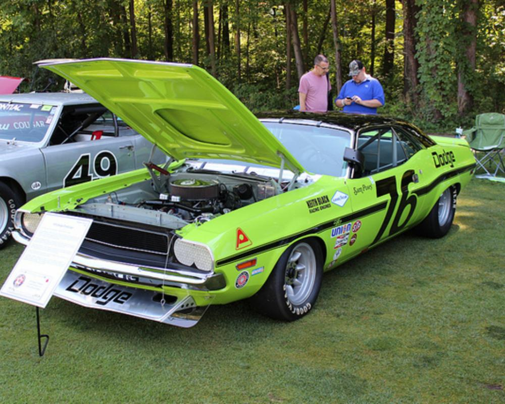 1970 Challenger Trans Am racer | Flickr - Photo Sharing!