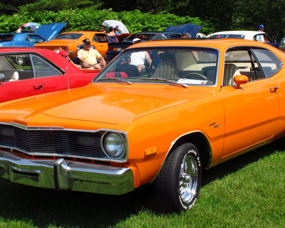 1975 Dodge Dart Sport | Flickr - Photo Sharing!