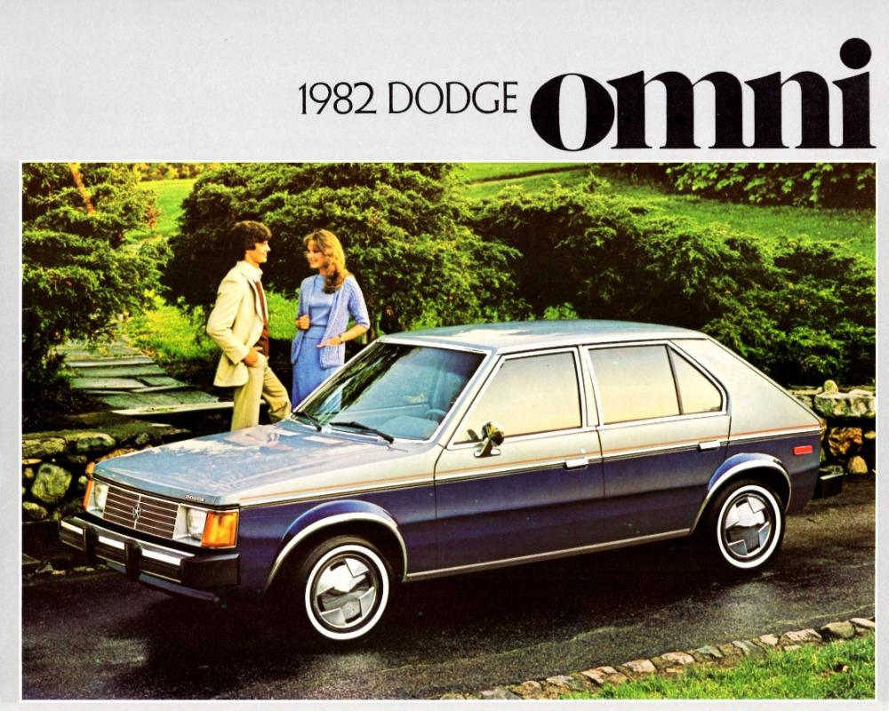 1982 Dodge Omni | Flickr - Photo Sharing!