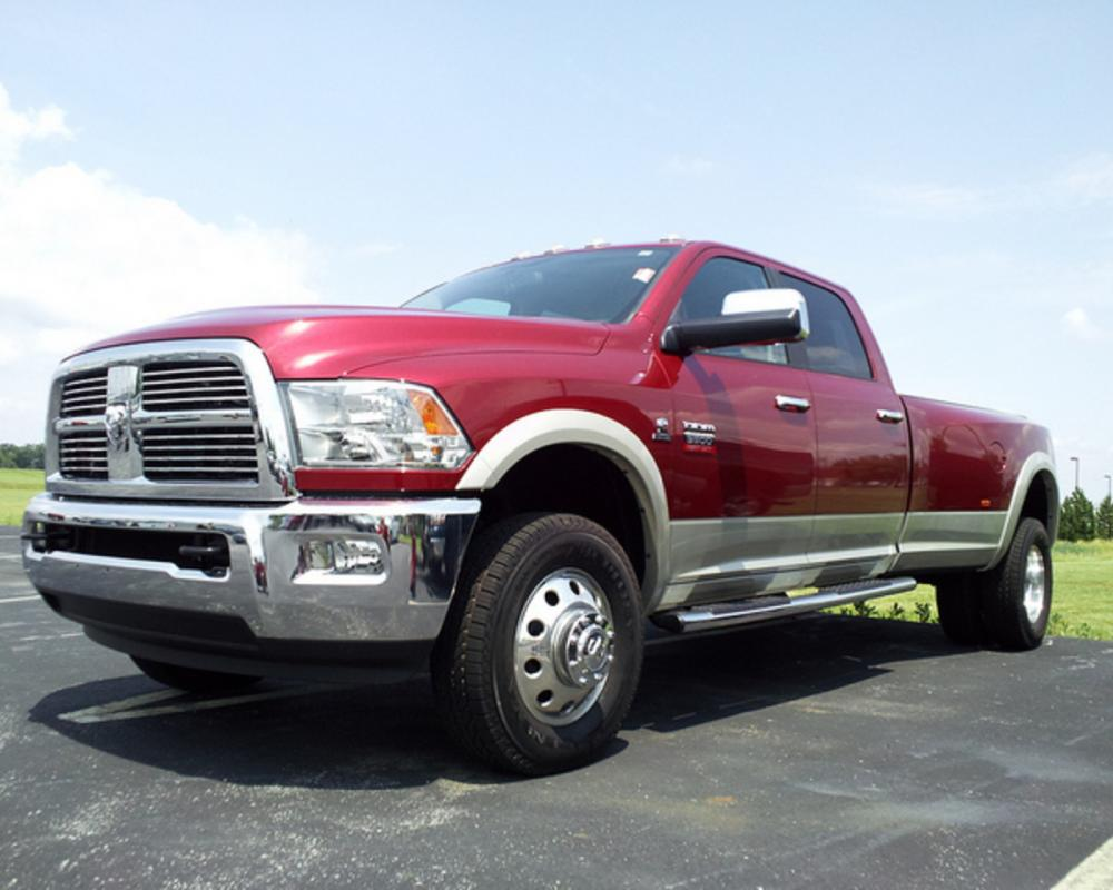 2011 RAM 3500 Heavy Duty Crew Cab Diesel. | Flickr - Photo Sharing!
