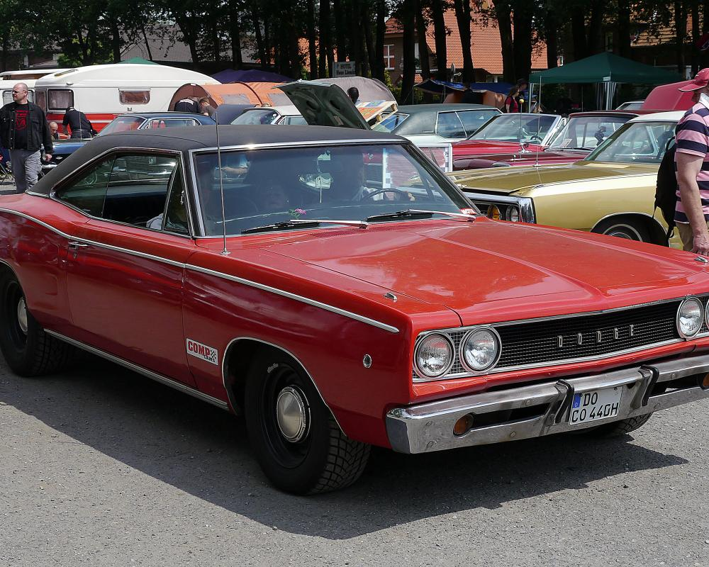 1968 Dodge Coronet 440 Hardtop | Flickr - Photo Sharing!