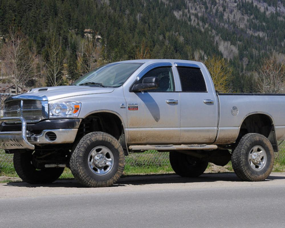 Lifted Dodge Ram 3500 | Flickr - Photo Sharing!