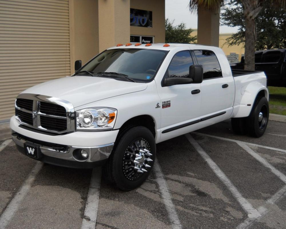 2008 Dodge Ram 3500 Megacab 2wd | Flickr - Photo Sharing!