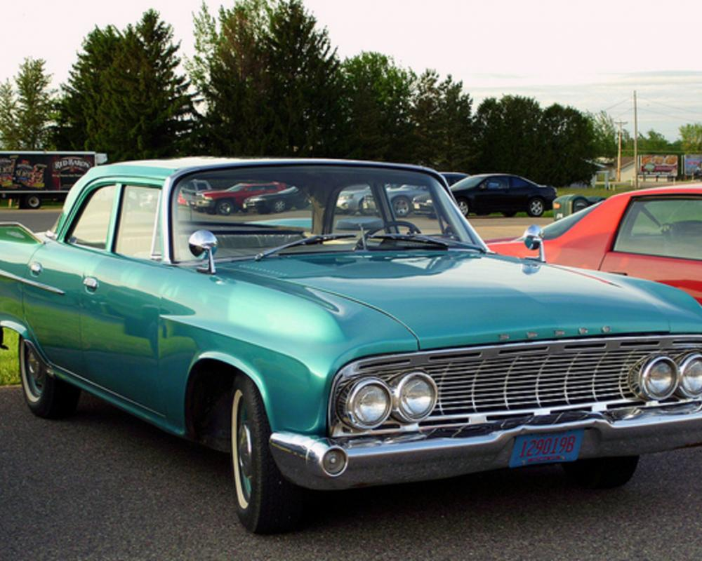 Dodge Seneca Displayed At The Cruise In. | Flickr - Photo Sharing!
