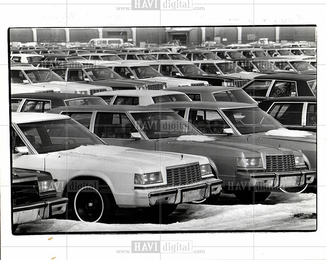 1980 Dodge St.Regis at the factory | Flickr - Photo Sharing!