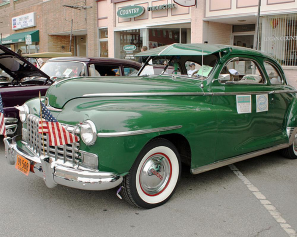 1948 Dodge Custom Club Coupe (5 of 14) | Flickr - Photo Sharing!
