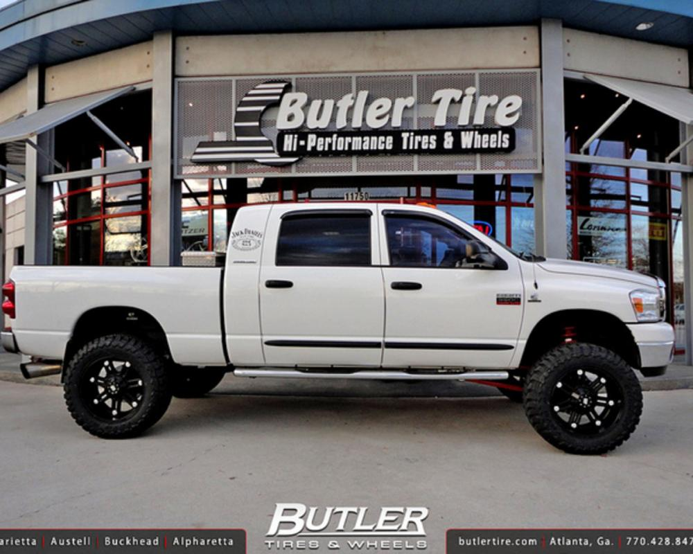 Dodge Ram 3500 Megacab Diesel with 22in RBP 97R Wheels | Flickr ...