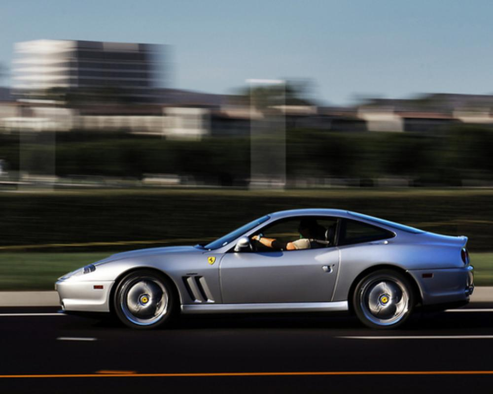 Ferrari 550 Maranello | Flickr - Photo Sharing!