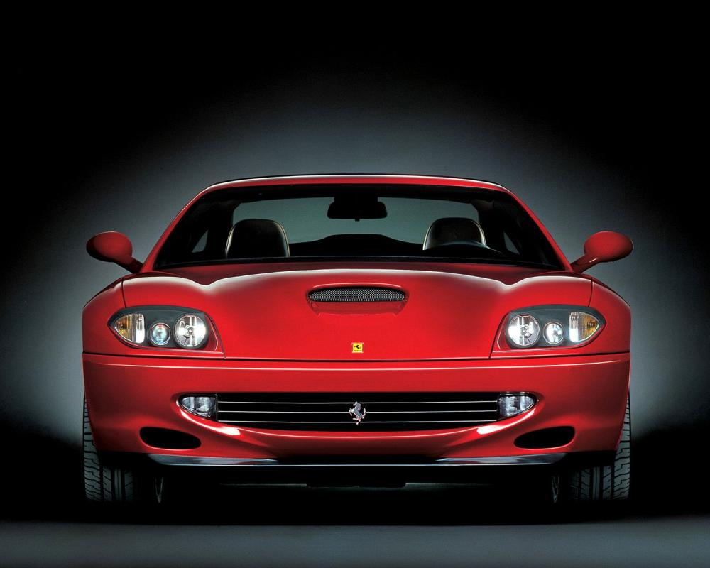 Ferrari 550 Maranello Reviews - Cars | dooyoo.