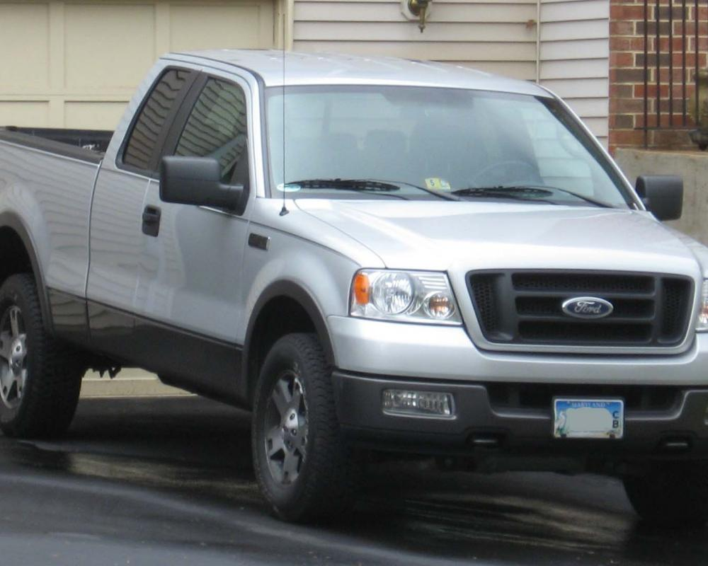 File:04-07 Ford F-150 FX4 extended.jpg - Wikimedia Commons