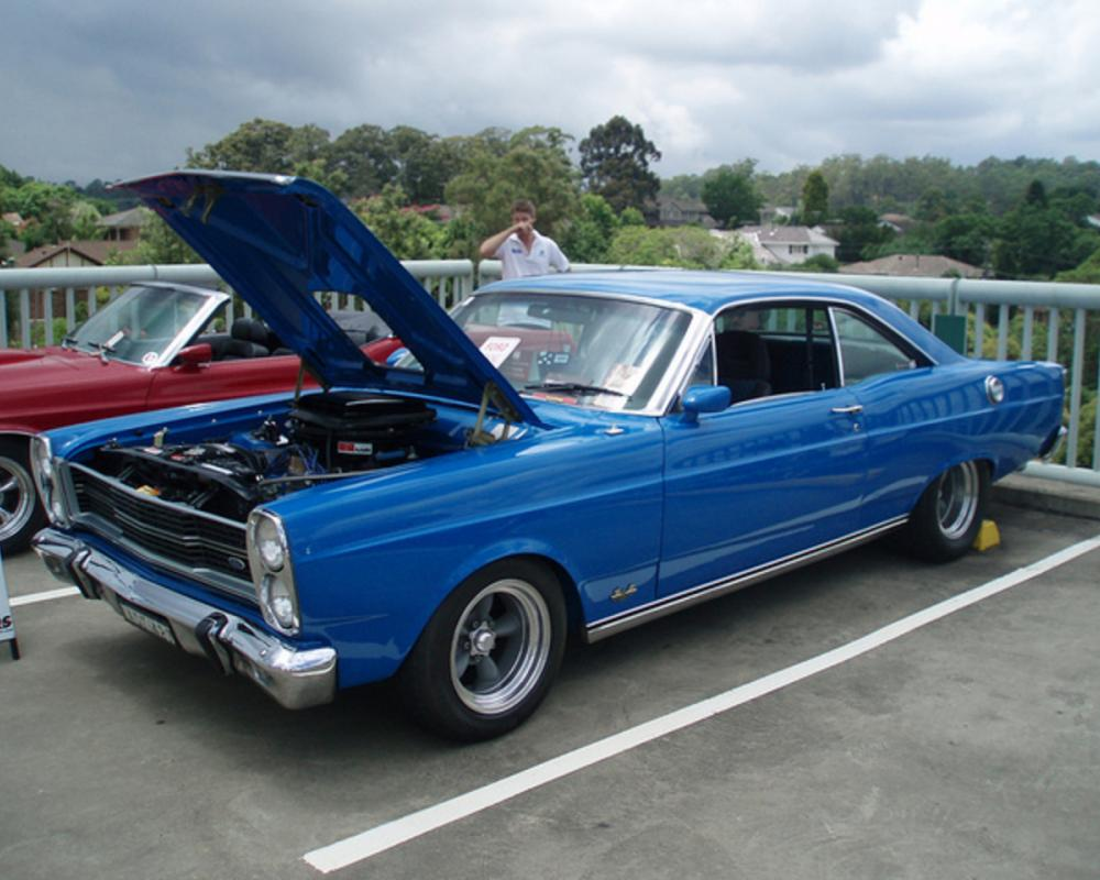 1967 Ford Fairlane GT coupe | Flickr - Photo Sharing!