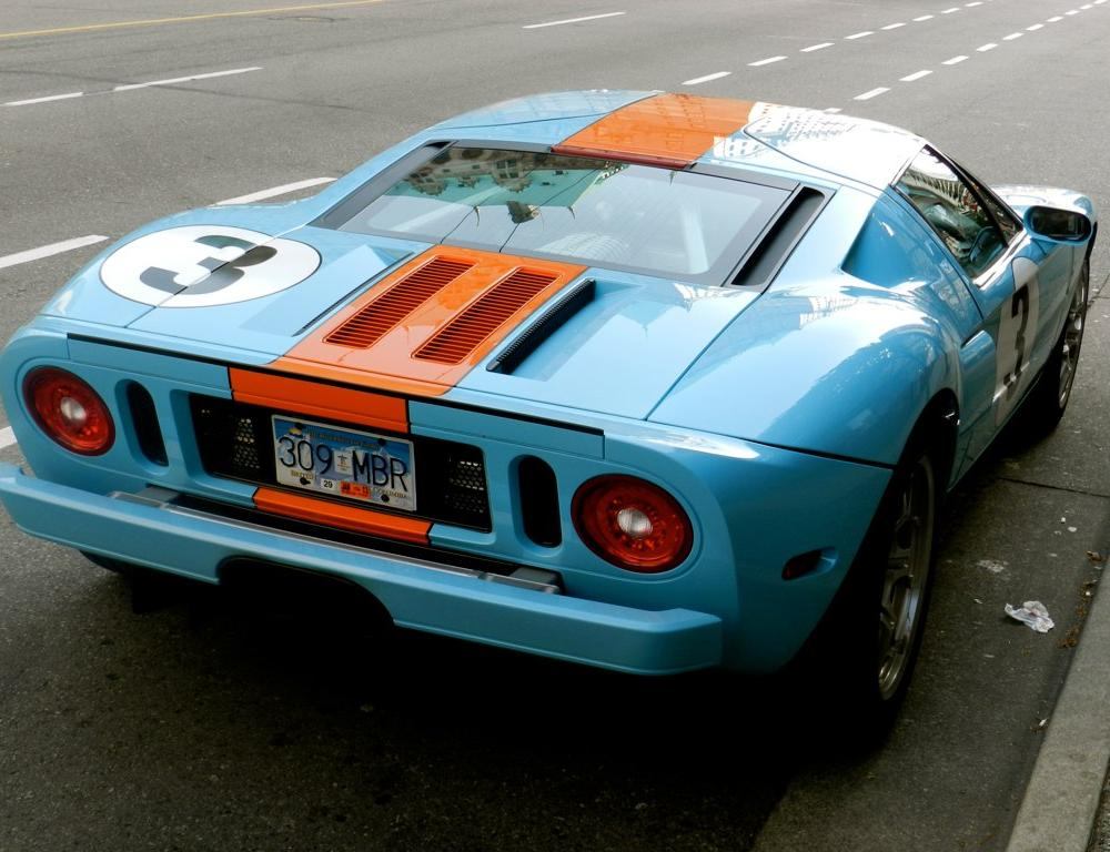 ford gt heritage edition | Flickr - Photo Sharing!