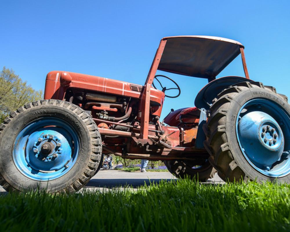 Ford 600 Tractor | Flickr - Photo Sharing!