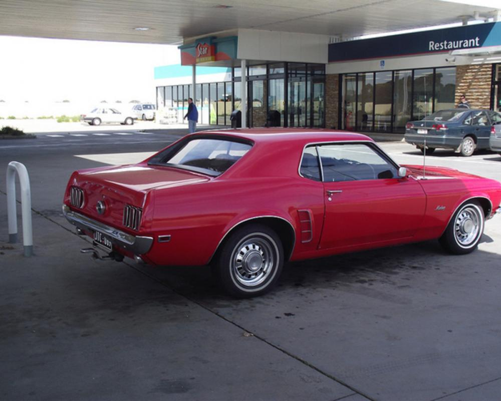 1969 Ford Mustang Coupe | Flickr - Photo Sharing!