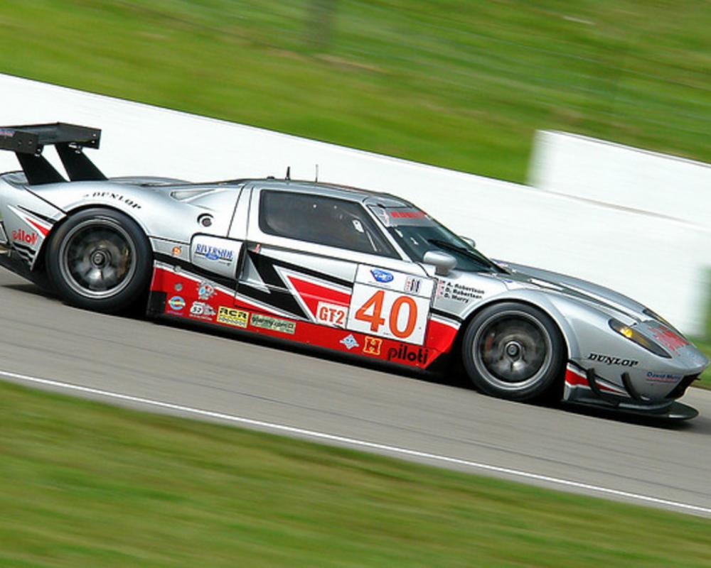 Robertson Racing's Doran Ford GT-R Mk VII | Flickr - Photo Sharing!