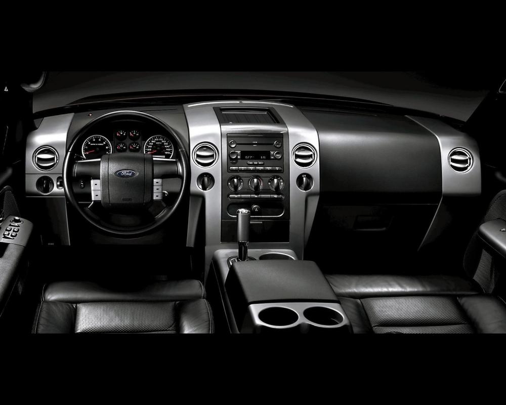 2007 Ford F 150 FX4 Dashboard 1600×1200 Wallpaper | Vector ...