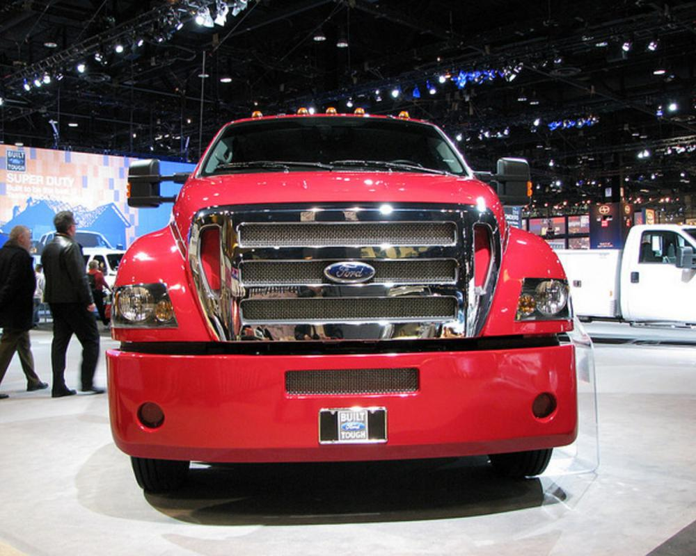Ford F-750 Super Duty | Flickr - Photo Sharing!