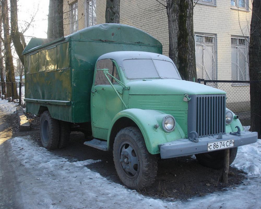 Gaz 51 / ГАЗ 51 | Flickr - Photo Sharing!