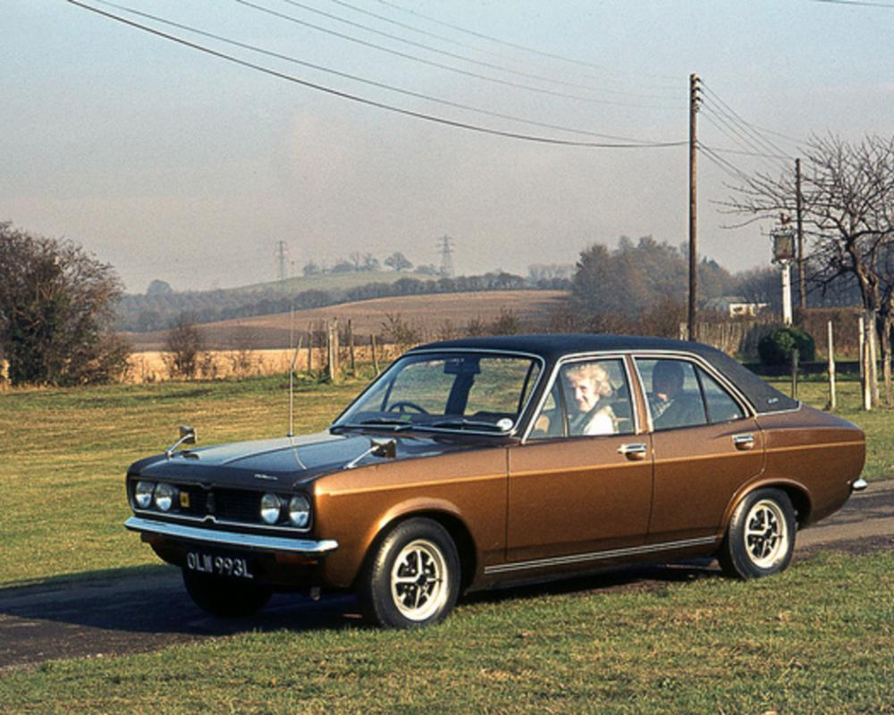 Hillman Avenger GLS - new in 1972 | Flickr - Photo Sharing!