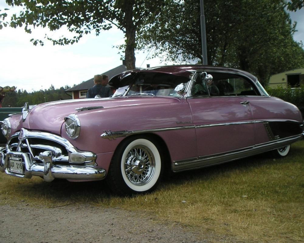 Hudson Hornet Hollywood 2dr Ht