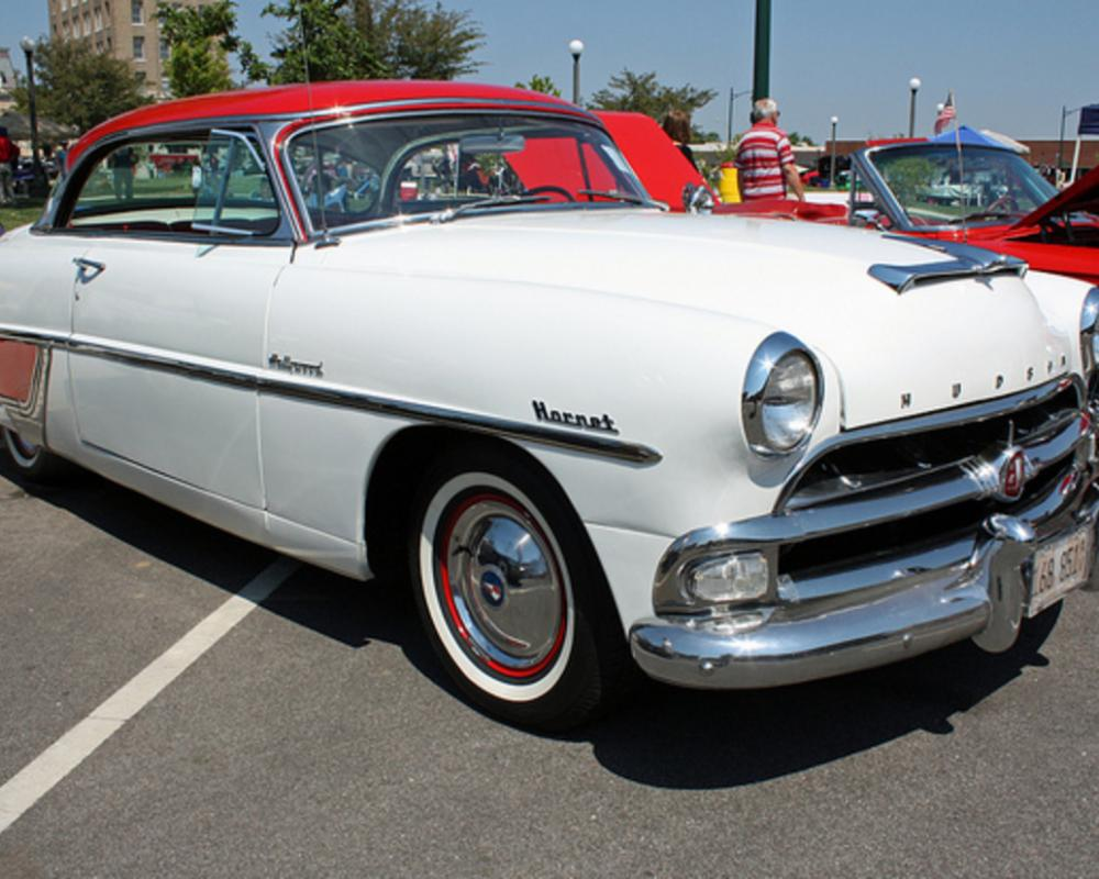 1954 Hudson Hornet Hollywood 2-Door Hardtop (1 of 9) | Flickr ...