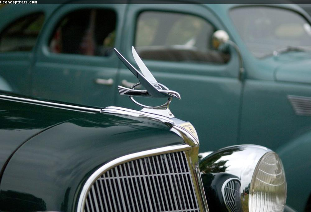 1934 Hudson Eight LT Special Images, Information and History (LU ...