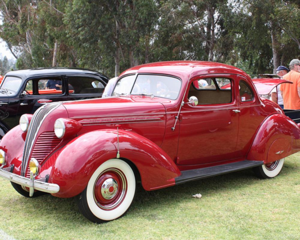 1937 Hudson Terraplane Utility Coupe | Flickr - Photo Sharing!