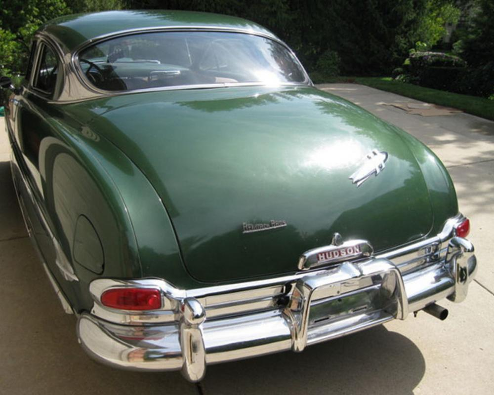 1953 Hudson Hornet Club Coupe. | Flickr - Photo Sharing!