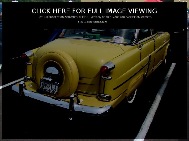 Hudson 4 door sedan Photo Gallery: Photo #09 out of 12, Image Size ...
