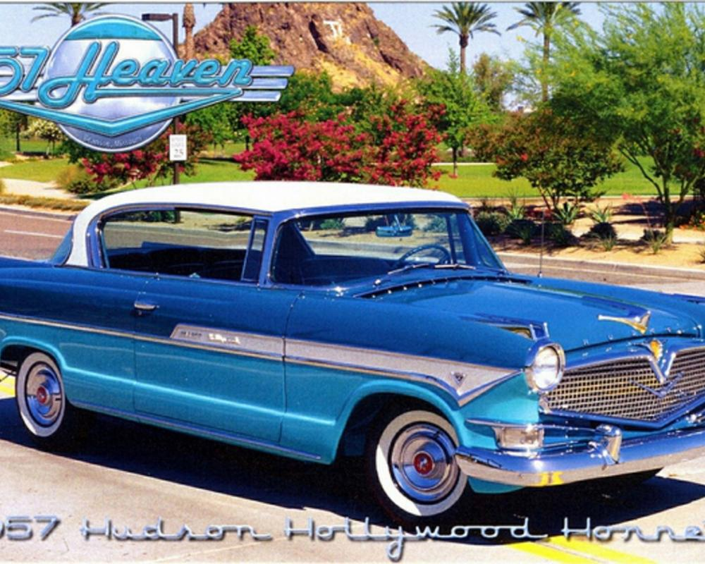 1957 Hudson Hornet Hollywood Hardtop | Flickr - Photo Sharing!