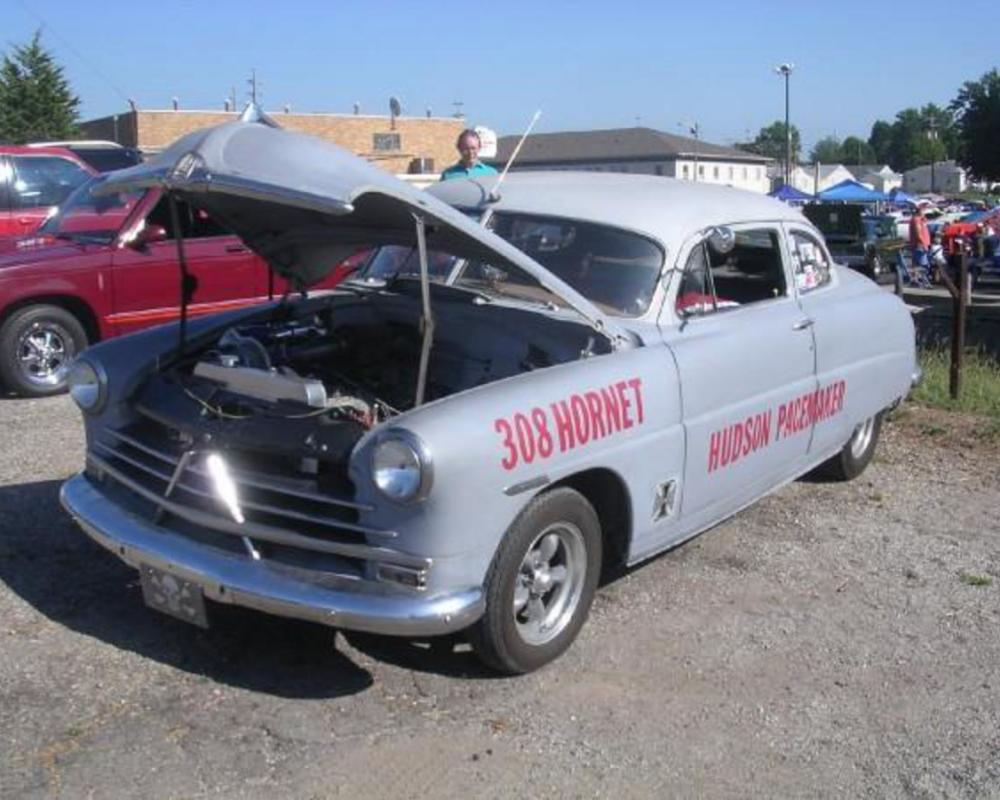Hudson Hornet super charged 308 at Greenwood Photos from Vernon ...