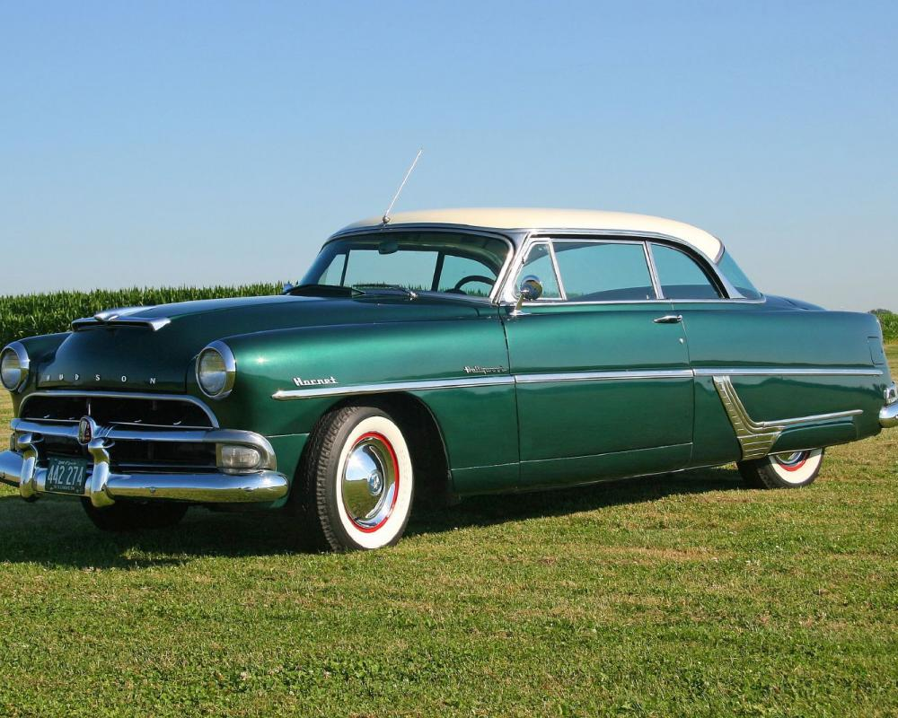 1954 Hudson Hornet Hollywood | Flickr - Photo Sharing!