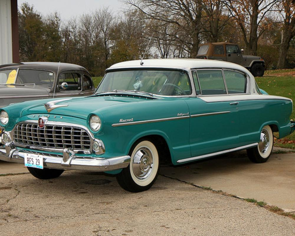 1955 Hudson Hornet Hollywood | Flickr - Photo Sharing!