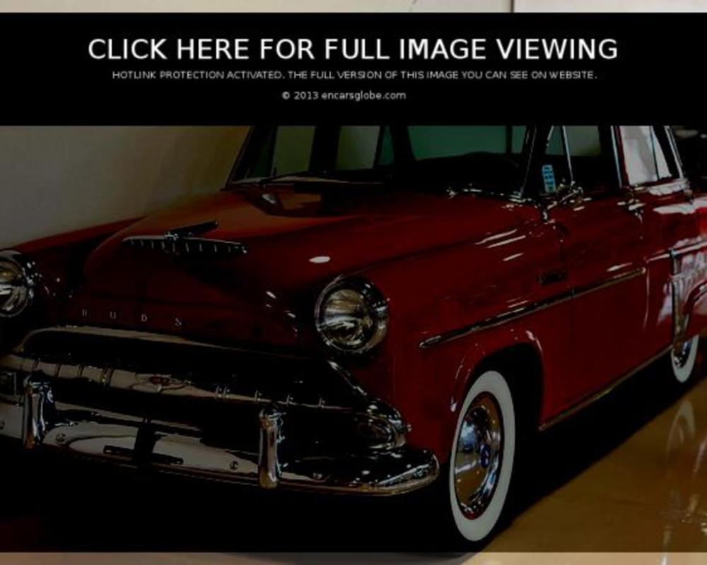 Hudson Model 93 sedan Photo Gallery: Photo #11 out of 10, Image ...
