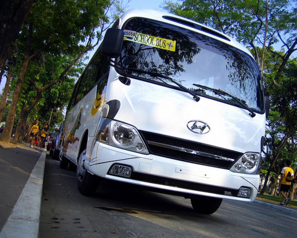 Dominican Hyundai County Deluxe | Flickr - Photo Sharing!