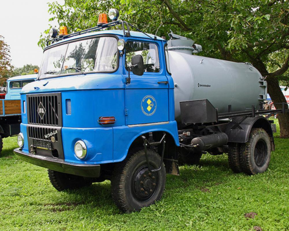 IFA W50 LA Tank Spezialaufbau | Flickr - Photo Sharing!